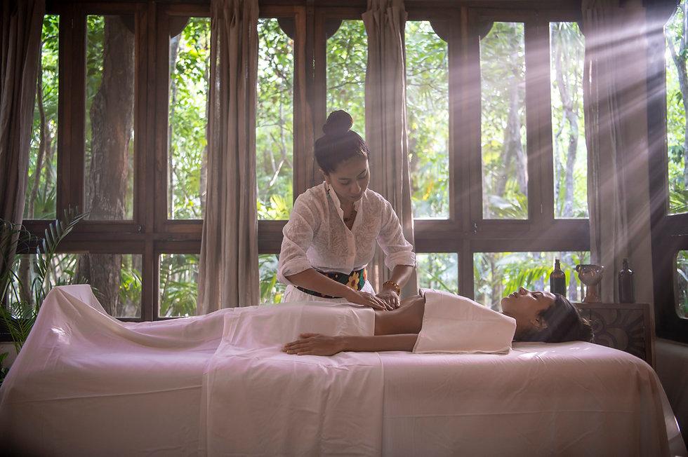 Holistika Tulum massage