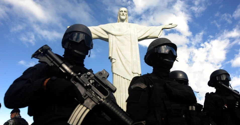 Riscos Brasil