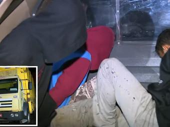 Polícia Civil prende três integrantes de quadrilha de roubo de cargas em Sumaré