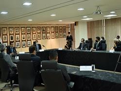 CNT e SEST SENAT fecham acordo com MJ para execução de política nacional de segurança no transporte
