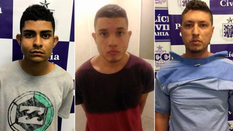 Polícia estima que grupo tenha roubado R$ 1 milhão em produtos eletrônicos (Foto: Divulgação | Polícia Civil)
