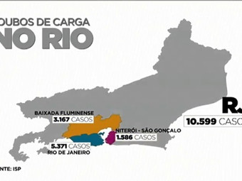Polícia quer prender 27 suspeitos de tráfico e roubo de carga no Rio
