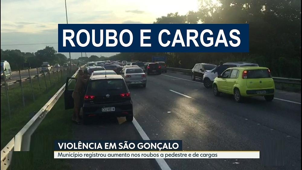 Roubo de Cargas Rio de Janeiro
