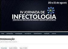IV Jornada de Infectologia - Doenças Negligenciadas: Desafios Atuais