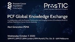 PCF Global Knowledge Exchange - Next Generation PSMA