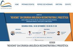 """""""Reviews"""" em Cirurgia Urológica Reconstrutora e Prostética"""