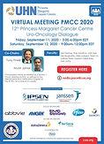 12th Princess Margaret Cancer Centre (PMCC) Uro-Oncology Dialogue | VIRTUAL