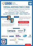 12th Princess Margaret Cancer Centre (PMCC) Uro-Oncology Dialogue   VIRTUAL