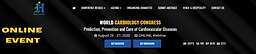 World Cardiology Congress - Prediction, Prevention and Cure of Cardiovascular Diseases