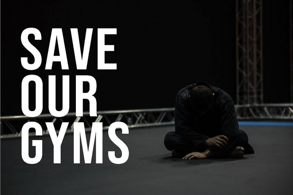 save our gyms