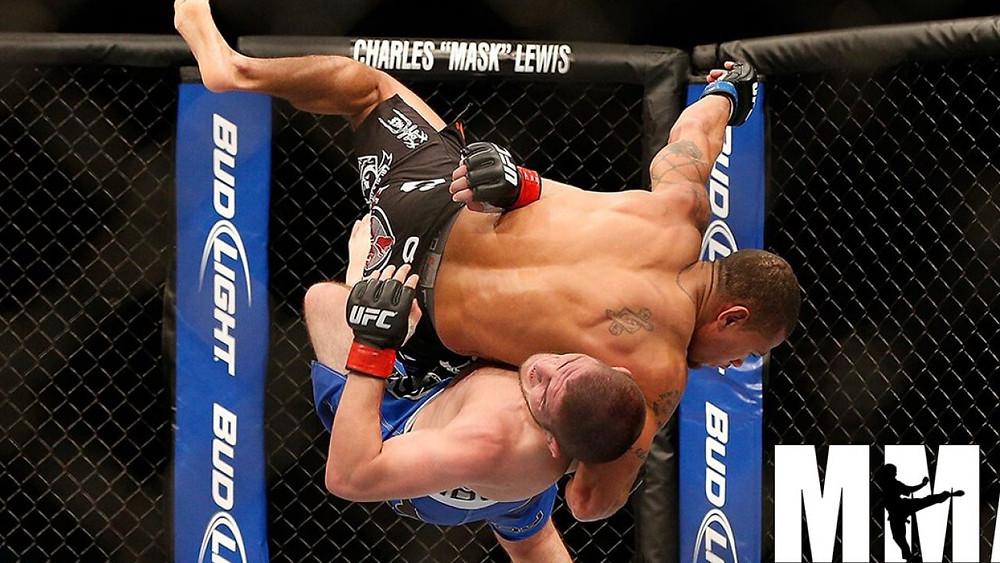 Wrestling, Grappling, UFC, MMA