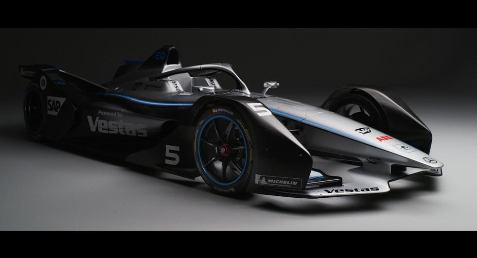 COMMERCIAL - Mercedes Formula E