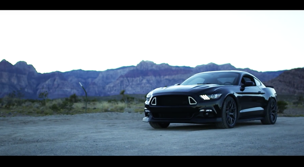 COMMERCIAL - Mustang RTR - Launch Film