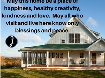 To Your Place of Happiness, Blessings and Peace