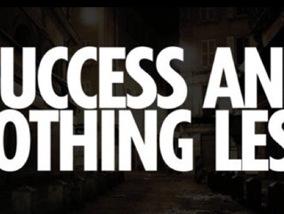 Commit To Your Success In 2016