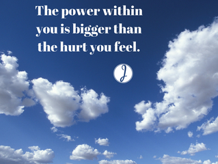 Here's to The Power in You