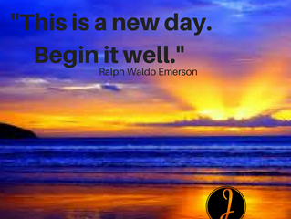 Begin Your Day Well