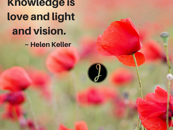 Knowledge, Love, Light and Vision