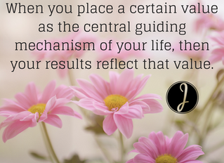 To Your Values