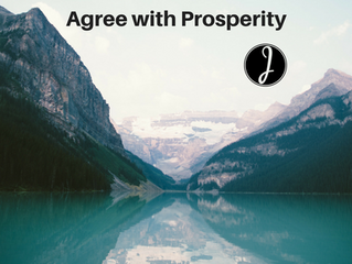 Agree with Prosperity