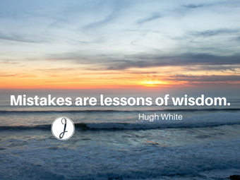 Here's To the Wisdom in Your Experiences