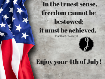 Freedom and the 4th of July