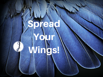 Spread your wings...