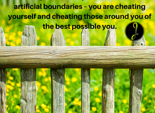 Artificial Boundaries
