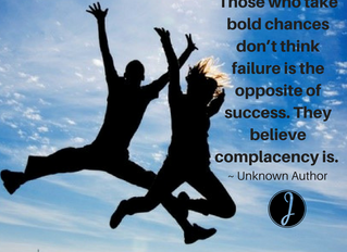 Take Bold Chances