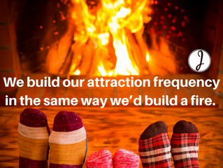 Stay Warm ~ Build Attraction
