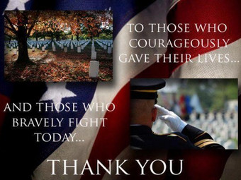 To Those Who Serve