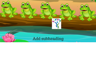 The Power of Decisions (Five Frogs)