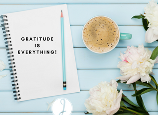 The Only Attitude is Gratitude