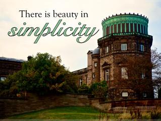 Beauty In Simplicty