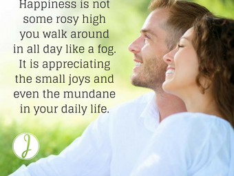 Message of Happiness