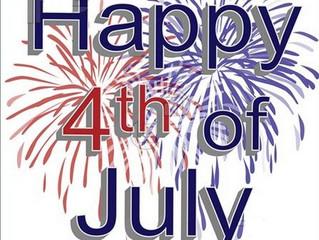 Happy 240th Birthday America
