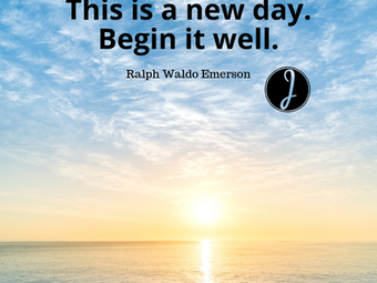 Begin Your Day Well!