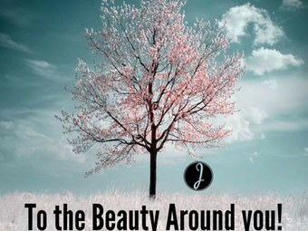To The Beauty Around You