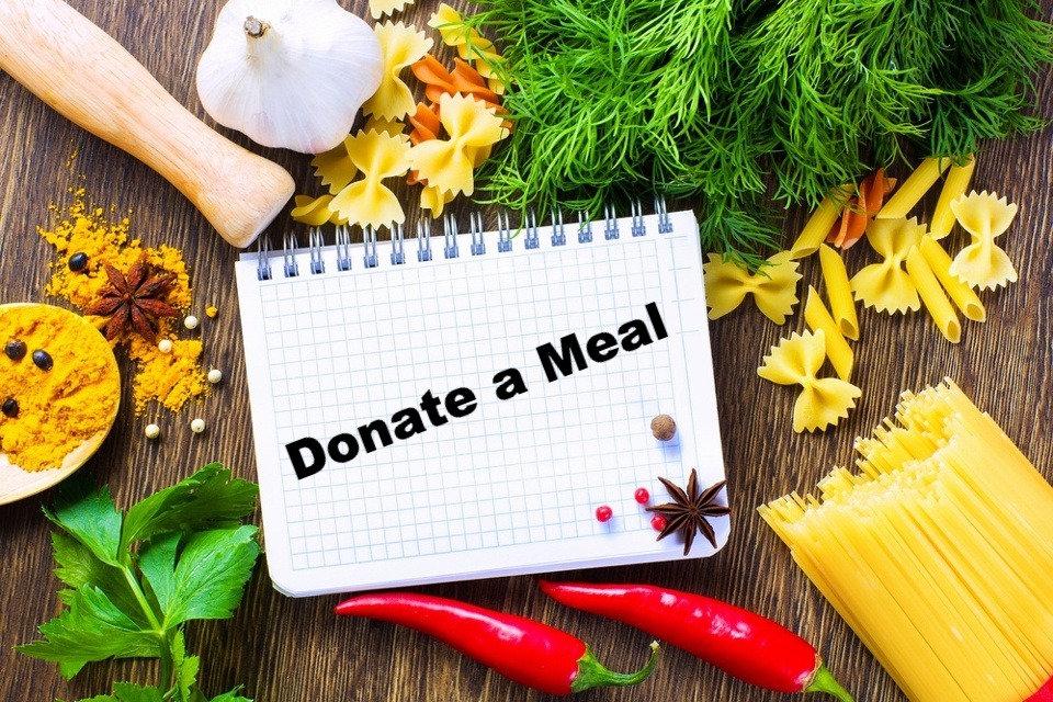 Aug. 9 GA Meal Donation