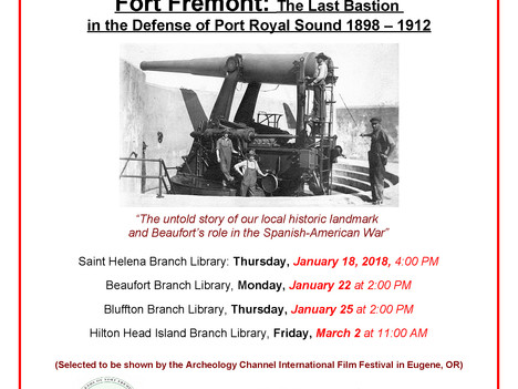 Fort Fremont Documentary Premiers