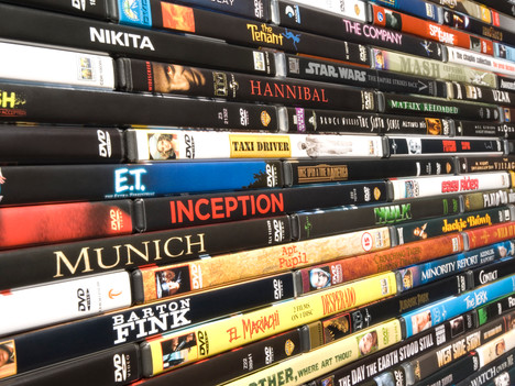 DVDs Collecting Dust?