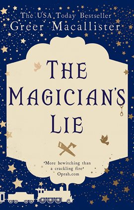 The Magician's Lie - eBook