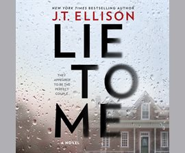 Lie to Me - Audiobook