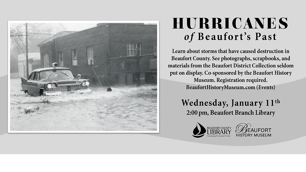 Hurricanes of Beaufort's Past