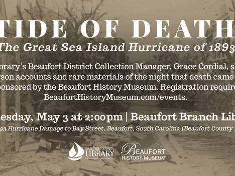 Tide of Death: The Hurricane of 1893