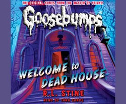 Welcome to Dead House - Audiobook