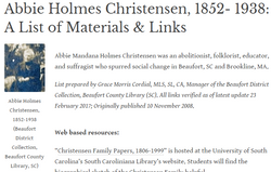 Local History: Materials & Links