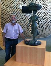 International Artist Alex Palkovich Exhibits at St. Helena Branch Library