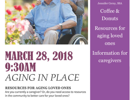 Aging in Place with Agape Senior