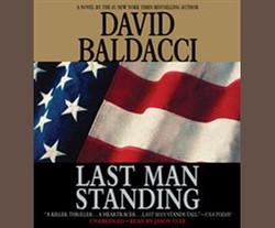 Last Man Standing - Audiobook